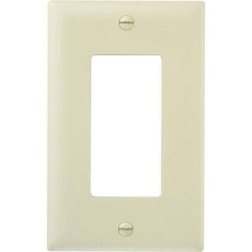 Ivory Decorator Wall Plate - 6