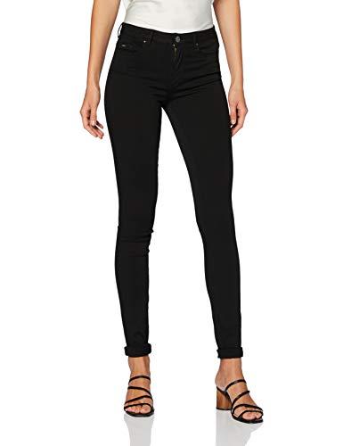 Only ONLFOREVER Life HW SK SOO796C Noos Pantalones, Black Denim, S/34 para Mujer