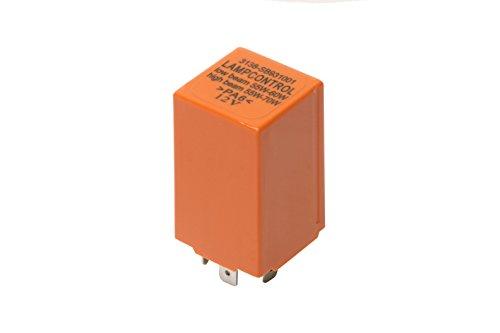 URO Parts 4109070 Relais de vérification pour ampoule Jaune