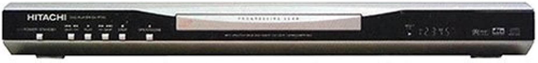 HITACHI DV-P745U Progressive Scan DVD Player