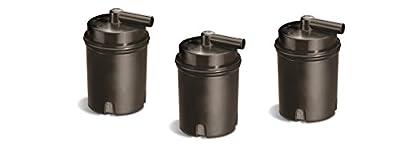 Culligan FM-R3 Faucet Filter Replacement Cartridge for FM-100-W/FM-100-C (3 Pack)