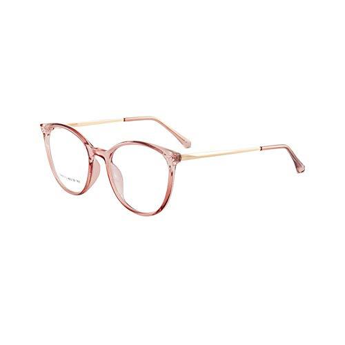 EYEphd Gafas Lectura Anti-Azules HD con Zoom Inteligente para Mujer, Lentes de Resina asférica con Enfoque múltiple Progresivo, Gafas de Ordenador dioptrías +1,0 a +3,0,Rosado,+2.0