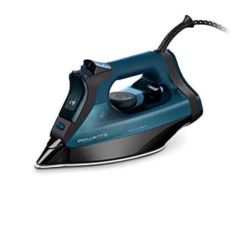 Rowenta Everlast Antical DW7120 Plancha de vapor 2800 W, recolector de cal y función antical, golpe vapor de 200 g/min y constante de 50gr/min, suela Microsteam 400 HD Láser antigoteo, Modo Eco