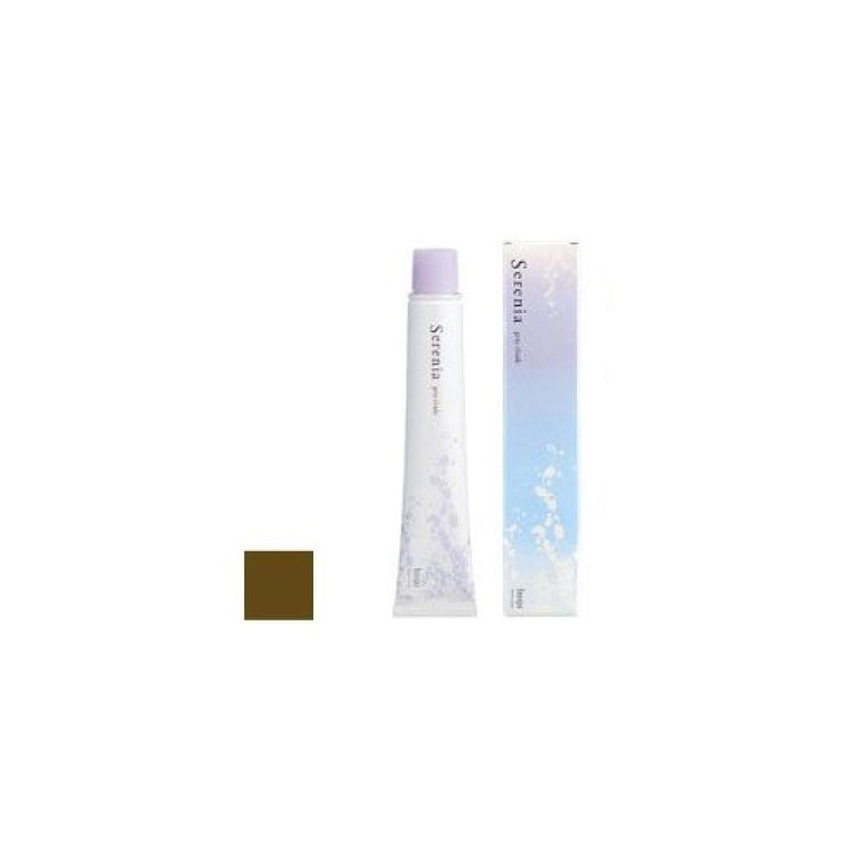 見習い寄付する自発的ホーユー hoyu カラー剤 セレニア YB-6 80g