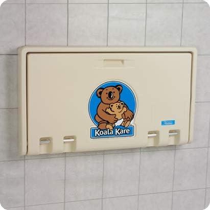 Koala Kare KB100 00 Horizontal Baby Changing Station product image