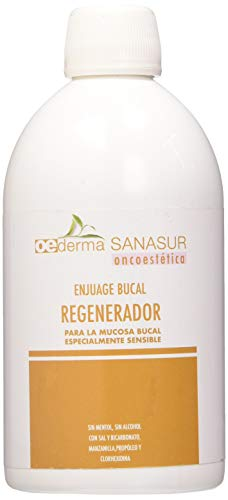 Sanasur Enjuague Bucal Oederma Regenerador - 500 ml