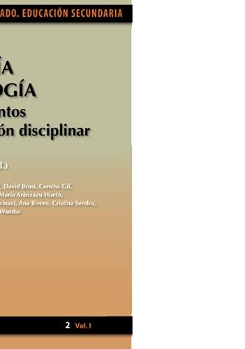 Biología y Geología. Complementos de formación disciplinar: 021 (Didáctica de las Ciencias experimentales (Biología y Geología)/Formación y Desarrollo Profesional del Profesorado)