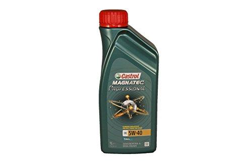 Castrol Magnatec Professional 5W-40–Olio completamente sintetico
