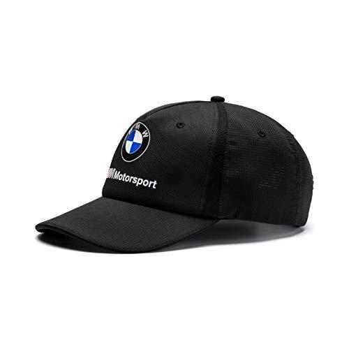 BMW Motorsport RCT Cap Gorra de béisbol, Negro (Black Black), Talla única para Hombre