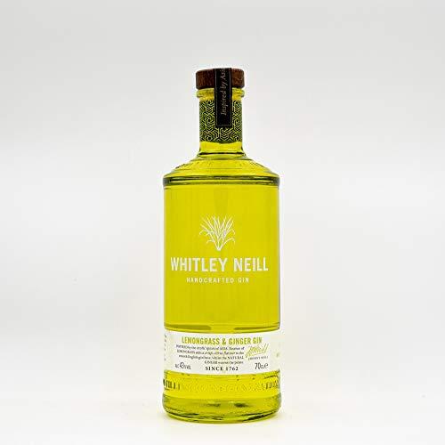 Whitley Neill LEMONGRASS AND GINGER GIN (1 x 0.7 l)