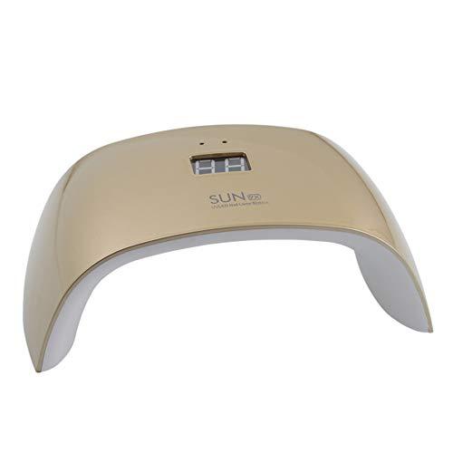 18W UV-lamp voor nagelmanicure Witlicht Timerregeling Professionele nageldroger Uitharding Alle UV-LED-nagelgels Schoonheidstools