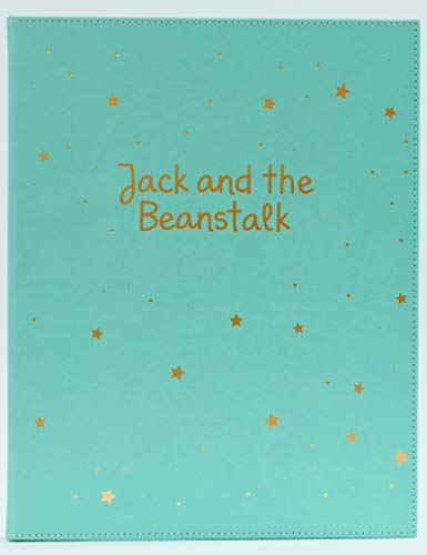 Cali's Books Jack and The Beanstalk Recordable Storybook for Children and Grandchildren.Record Your Voice and Read to Your Children Even When You are Far Away