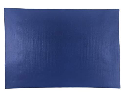 Bleu royal papier Sets de table (lot de 100)