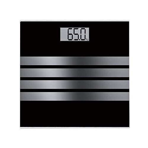 Taurus Ideal Collection PTSCF901 - Báscula de baño, Peso máximo 150 Kg, Diseño slim, Auto apagado, 990544000