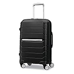 Samsonite Free Form best carry on luggage 2019