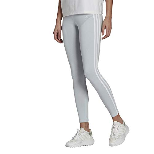 adidas GN4505 3 STR Tight Leggings Womens halo Blue 44