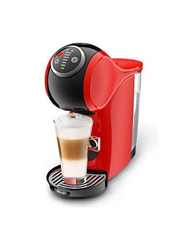 DELONGHI Dolce Gusto Genio Plus Line EDG315.R ekspres do kawy, ciśnienie 15 bar, czerwony