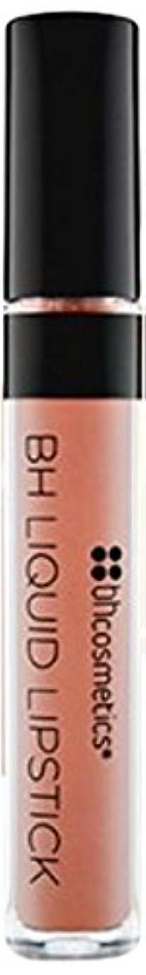 みぞれパール押し下げるBHCosmetics BH化粧品リキッド長期着用マットリップスティック、 シャーベット