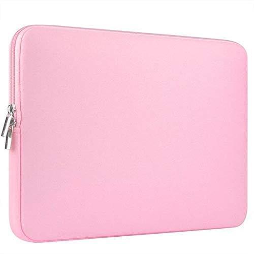 Hülle2go Toshiba Tecra Laptoptasche - Laptop Hülle - Schutzhülle für Laptops - 15.6 Zoll - Rosa