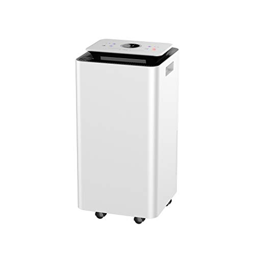Bria C1130 - Deshumidificador para Interior (tamaño Grande, depósito de Agua, purificador de Aire, Apto para salón, sótano, Dormitorio, Armario, sótano, etc.