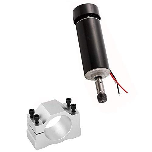 LKK-KK 500W huso refrigerado de fuente de alimentación ajustable los 52MM Fixture ER11 Chuck máquina de grabado