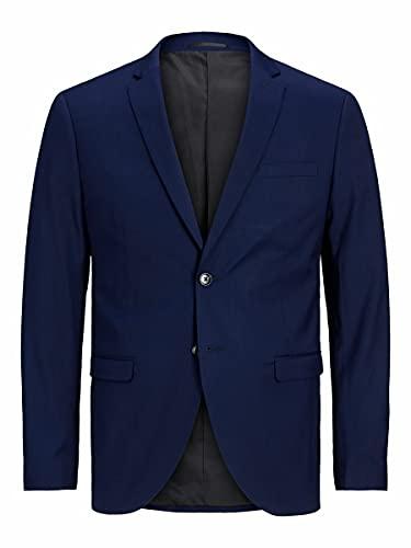 Jack & Jones Herren JPRBLAFRANCO Suit Business-Anzug Hosen-Set, Blau, 52