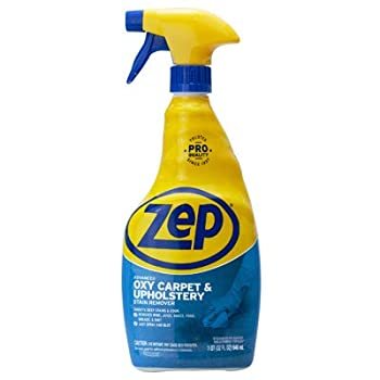 Zep ZUOXSR32 Advanced Oxy Carpet & Upholstery Stain Remover 32-oz - Quantity 12