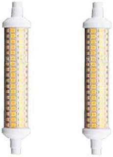 LED R7S 135MM 12W BOBILLA 4000K LUZ NEUTRA 2 UNIDADES