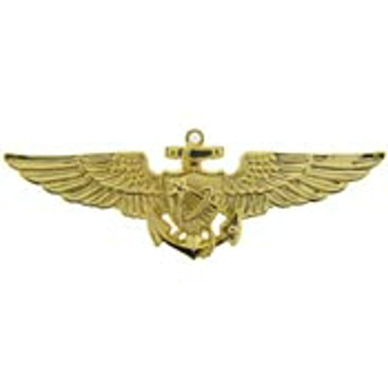 EagleEmblems P16270 Wing-USN,Astronaut (2.75'')
