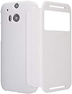 Nillkin HTC One M8 Mobile Phone Cover - White