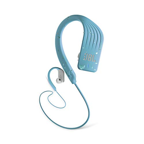 JBL Endurance Sprint Waterproof Wireless in-Ear Sport Headphones with Touch Controls (Teal) 1