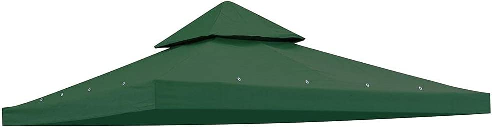 Heavy Max 67% OFF Duty 2 Tier Finally popular brand Patio Sun Ft Garden Canopy Shade 10x10 Gazebo