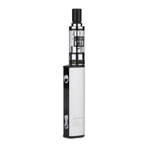 Justfog Q16 E-Zigarette Starter Kit Farbe silber Nikotinfrei