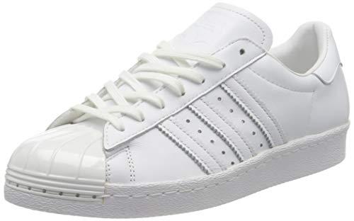 Adidas Sneaker Women Superstar 80S Metal Toe S76540 Weiß, Schuhgröße:36 2/3