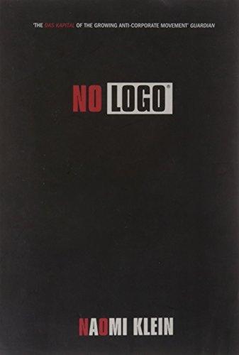 No Logo by Naomi Klein (2001-01-15)