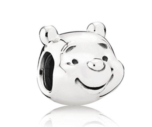 Pandora 791566Disney-Anhänger, Winnie the Pooh-Motiv (Gesicht von Winnie the Pooh)