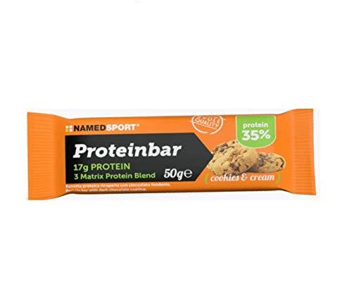 Namedsport 12 Barrette Protein 50G Cookies & Cream