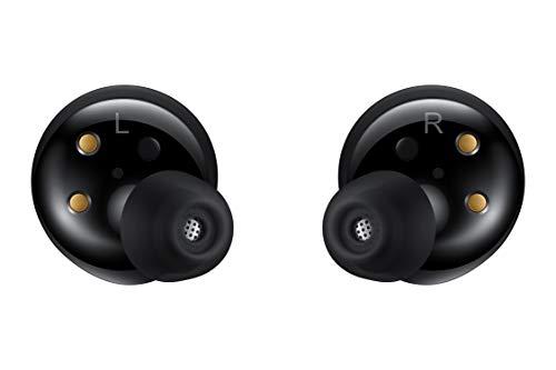 Samsung Galaxy Buds+ - Auriculares Inalámbricos (con Micrófono, Bluetooth, Ambient Sound, Tecnología AKG), Versión española, Color Negro