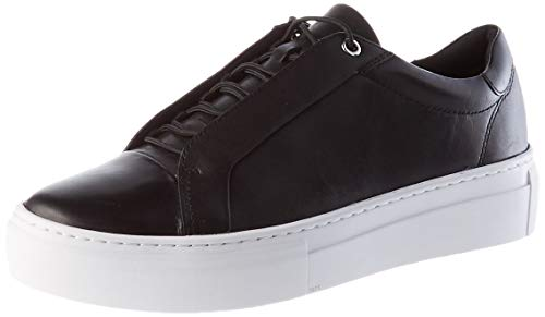 Vagabond Damen Zoe Platform Sneaker, Black, 36 M EU