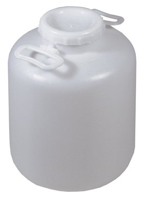 PLASTICOS HELGUEFER - Bidon 20 litros Redondo Boca Ancha