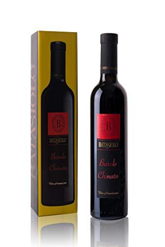 Batasiolo Batasiolo, Barolo Chinato, 375 Ml, Vino Tinto Dulce Tranquilo, Chinato Amargo, Barolo, Aromatizado, Vino De Postre, Vino De Meditación - 375 ml