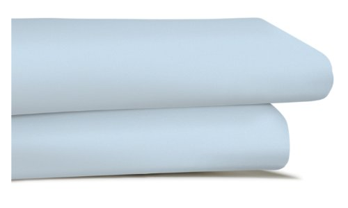 Irisette Jupiter 0008/23 100 x 200 cm Spannbetttuch bleu