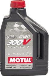 MOTUL(モチュール) 300V POWER RACING 5W-30 2L ×2本セット