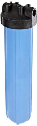 Pentek 150233, Big Blue, 1' In/Out, #20 Blue/Black, HFPP, w/ PR