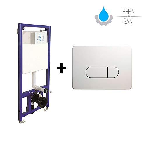 Unterputzspülkasten Vorwandelement Spülkasten Montageelement WC Trocken- Nassbau