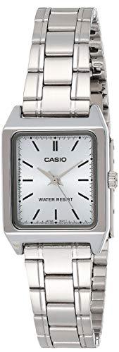 CASIO Reloj con Movimiento Cuarzo japonés LTP-V007D-2