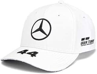 Mercedes-AMG Petronas Motorsport 2019 F1 Lewis Hamilton Cap White