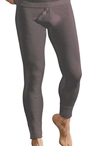 Sous-vêtements thermiques classiques pour homme pour le ski - Noir - Small