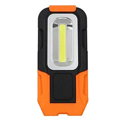 TOOGOO LED Portable Lampe De Travail Multi-Usage Lampe De Poche COB Lumiere D'Inondation Magnetique Fort Lampe D'Adsorption