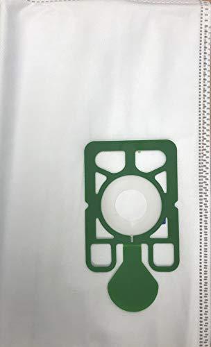 RS PRO 10 x Staubsaugerbeutel, für CVC370, EVR370, GVE370, HET160-11, HET200, HET200-11, HET200A, HHR200, HHR200A, Packung a 10 Stück